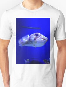Happy little Puffer Fish Unisex T-Shirt