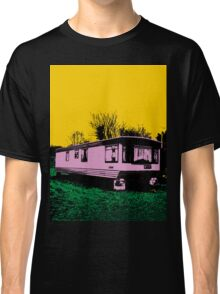 Pink Trailer Classic T-Shirt