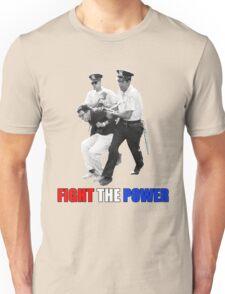 FIGHT THE POWER Bernie Sanders Arrested T-Shirt
