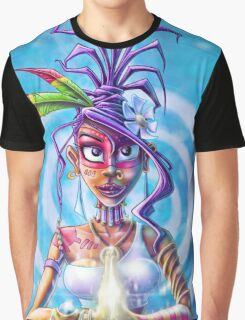 Yedi Fresh ( Mamma Earf ) Graphic T-Shirt