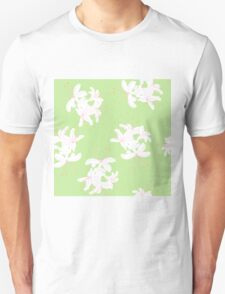 Honeysuckle Bouquet in Key Lime T-Shirt