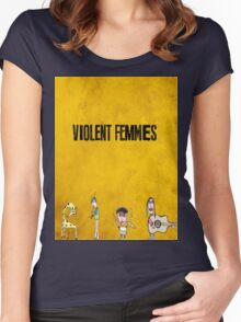 Violent Femmes - We Can Be Anything Women's Fitted Scoop T-Shirt