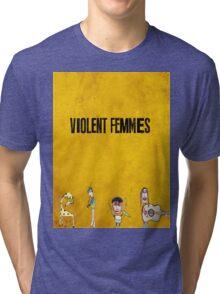 Violent Femmes - We Can Be Anything Tri-blend T-Shirt