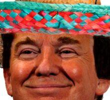 El Presidente Trump Sticker