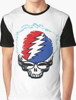 Bernie Sanders Grateful Dead Steal Your Face Graphic T-Shirt
