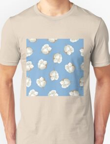 Cotton Blossom Toss in Carolina Blue T-Shirt