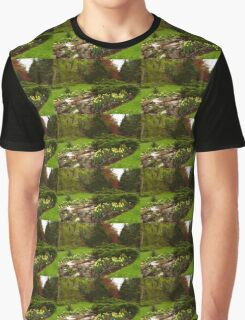 New Leaves and Flowers - Impressions Of Spring Graphic T-Shirt