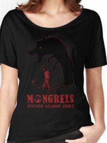 MONGRELS (shadow) Women's Relaxed Fit T-Shirt