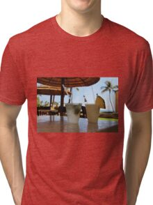 Tropical drinks  Tri-blend T-Shirt