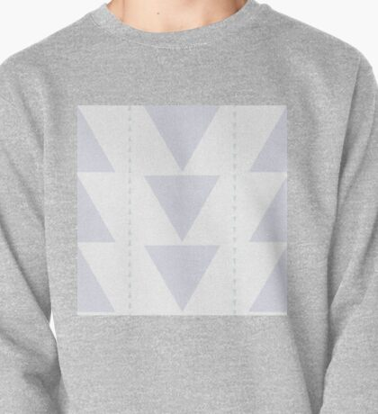 Southwest Triangles No. 3 Pullover