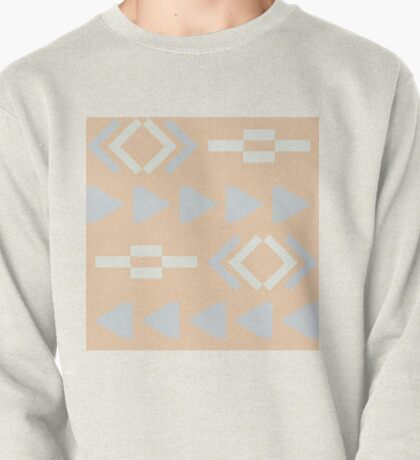 Southwest Cave Painting Pullover
