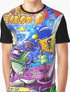 Yedi Fresh ( DJ QBERT HARD BOILED SCRAMBLED EGG #1 ) Graphic T-Shirt