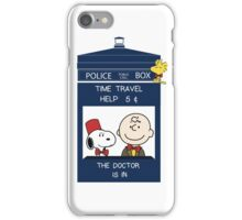 Dr Who - Charlie Brown iPhone Case/Skin