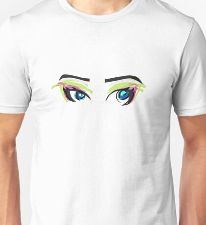Doll Eyes Unisex T-Shirt