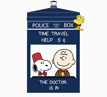 Dr Who - Charlie Brown Unisex T-Shirt