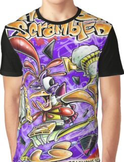 Yedi Fresh ( DJ QBERT Hard Boiled Scrambled Egg #2 ) Graphic T-Shirt
