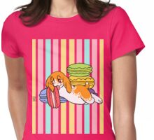 Maurice & Macarons Womens Fitted T-Shirt