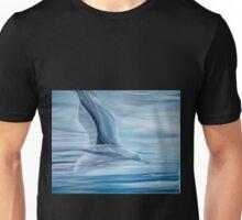 Flying Bird - In motion Unisex T-Shirt