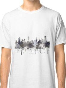 Melbourne, Victoria, Australia Skyline - CRISP Classic T-Shirt