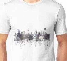 Melbourne, Victoria, Australia Skyline - CRISP Unisex T-Shirt