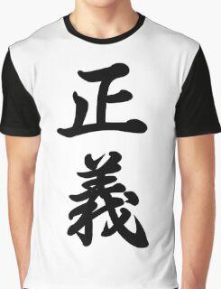 Seigi Graphic T-Shirt