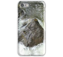 Rock in a River iPhone Case/Skin