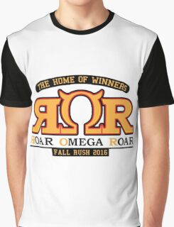 Roar Omega Roar: 2016 Rush Class Graphic T-Shirt