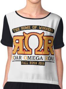 Roar Omega Roar: 2016 Rush Class Chiffon Top