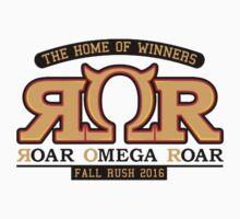 Roar Omega Roar: 2016 Rush Class Kids Tee