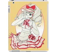 P4D - Kanami Mashita - ink iPad Case/Skin