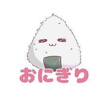 Onigiri by Xypop