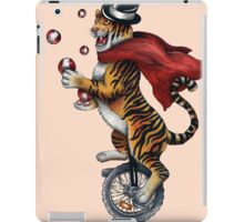 Juggling Tiger iPad Case/Skin
