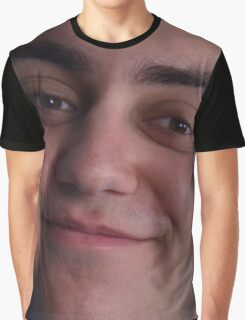 Jon Supports Capitalism Graphic T-Shirt