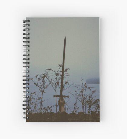 She Rises Spiral Notebook