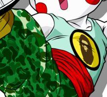 Chiaotzu Bape Sticker