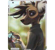 James at the Park iPad Case/Skin