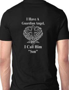 Guardian angel son  Unisex T-Shirt