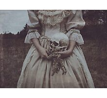 Nature Sufficeth unto Herself Photographic Print