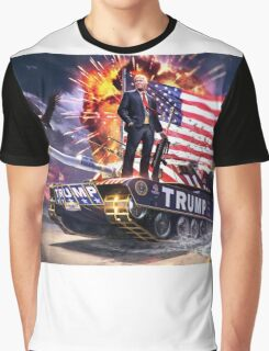 Can't Stump the Trump Graphic T-Shirt