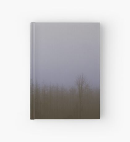 Fog and Needle Hardcover Journal