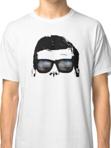 JFK Pop Art (Vector Variation) Classic T-Shirt