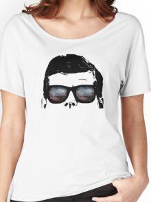 JFK Pop Art (Vector Variation) shirts Women's Relaxed Fit T-Shirt
