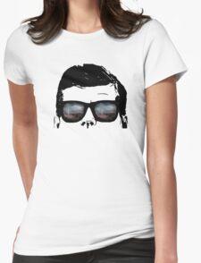 JFK Pop Art (Vector Variation) shirts Womens Fitted T-Shirt