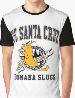 Banana Slugs Graphic T-Shirt
