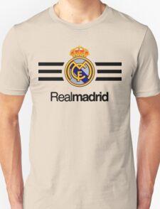real madrid logo team T-Shirt