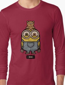 Minions Bob Long Sleeve T-Shirt