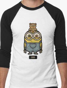 Minions Bob Men's Baseball ¾ T-Shirt