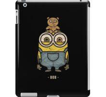 Minions Bob iPad Case/Skin