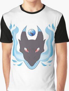 Mega Charizard and Charizardite X Graphic T-Shirt