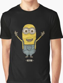 Minions Kevin Graphic T-Shirt